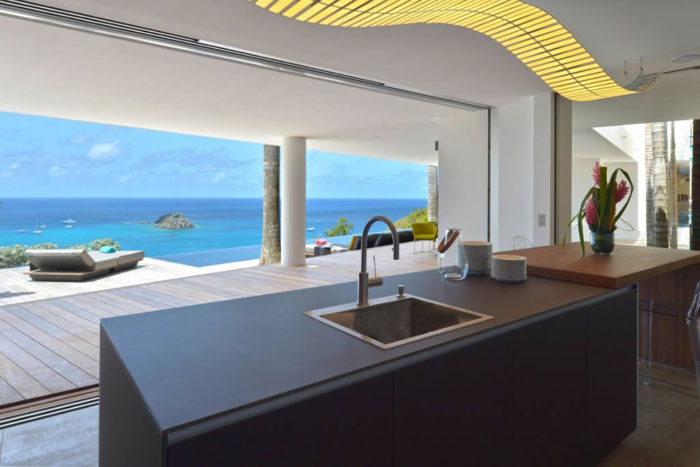 Gorgeous Villa In Saint Barth By Erea & Architectonik 10