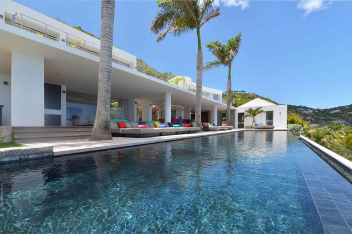 Gorgeous Villa In Saint Barth By Erea & Architectonik 2