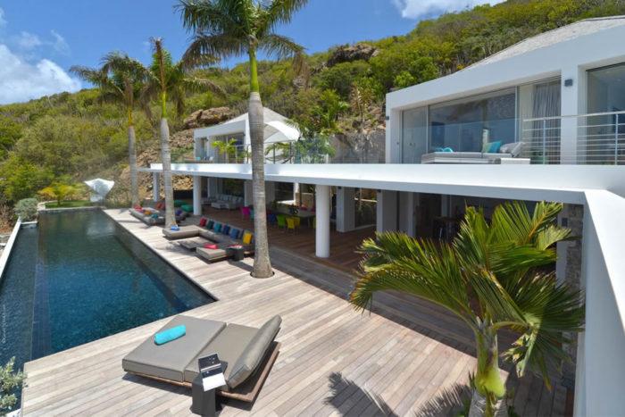 Gorgeous Villa In Saint Barth By Erea & Architectonik 3