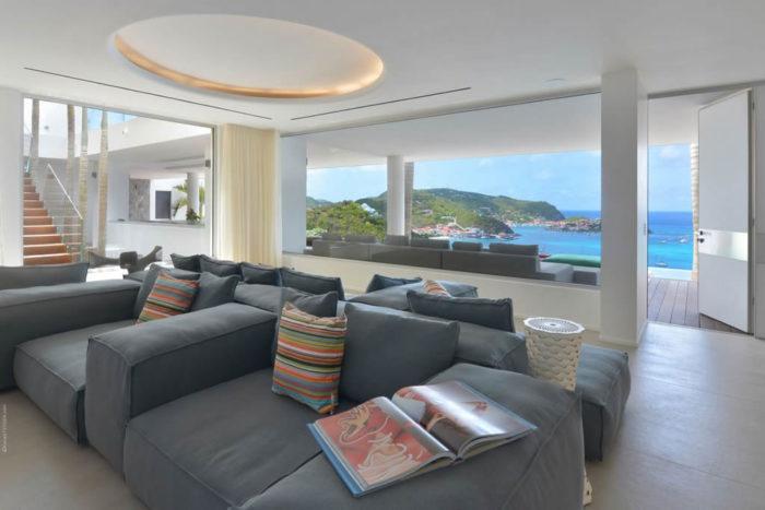Gorgeous Villa In Saint Barth By Erea & Architectonik 9