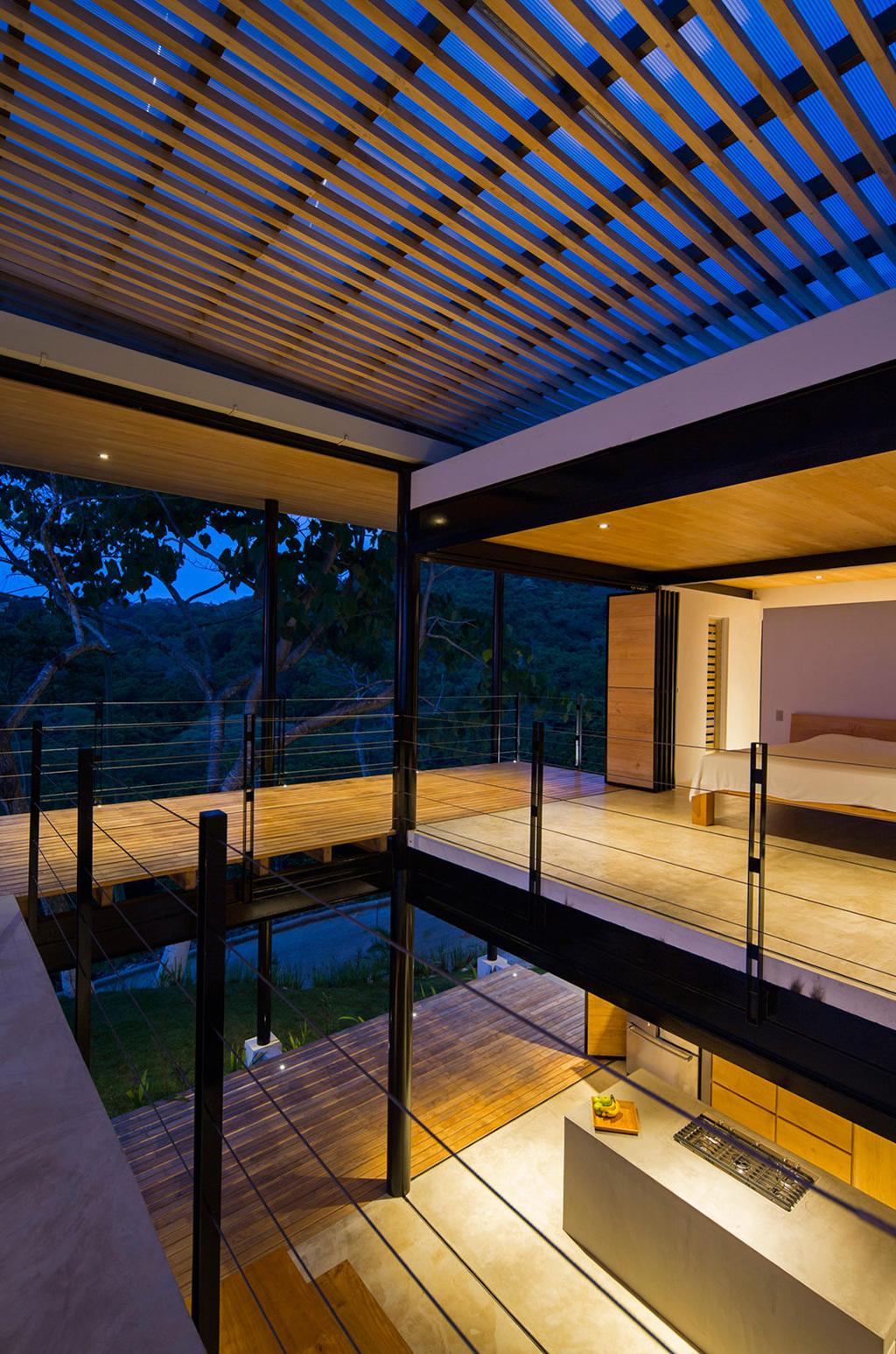 Luxe Ocean Eye Residence In Puntarenas Province 17