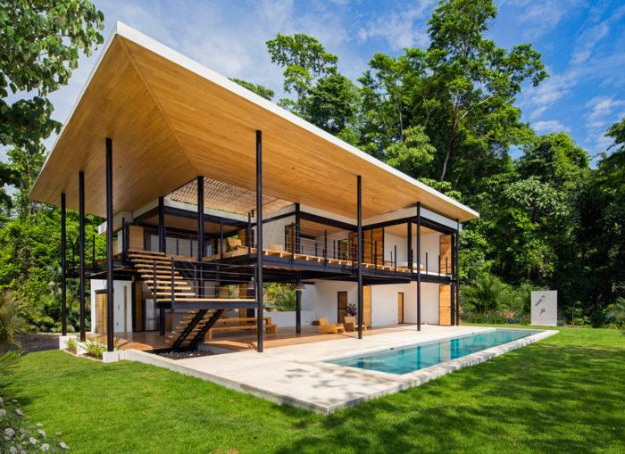 Luxe Ocean Eye Residence In Puntarenas Province 4
