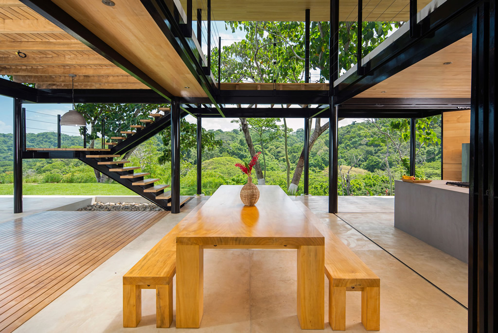 Luxe Ocean Eye Residence In Puntarenas Province 9