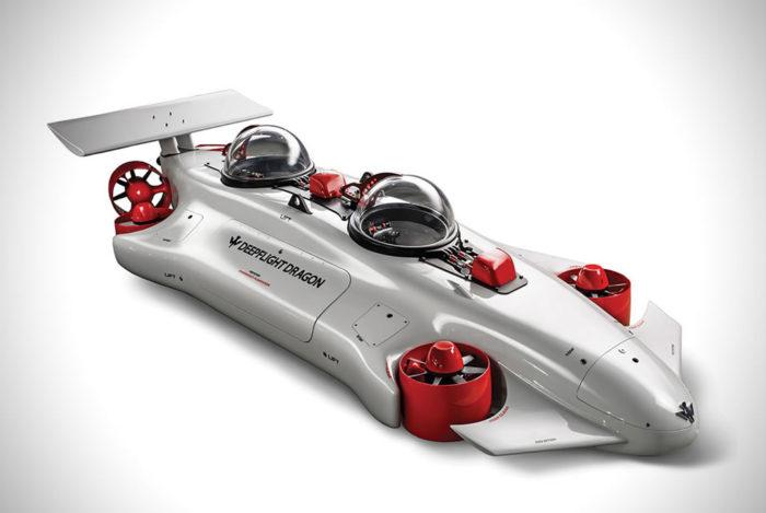 Undersea Aquahoverer 1