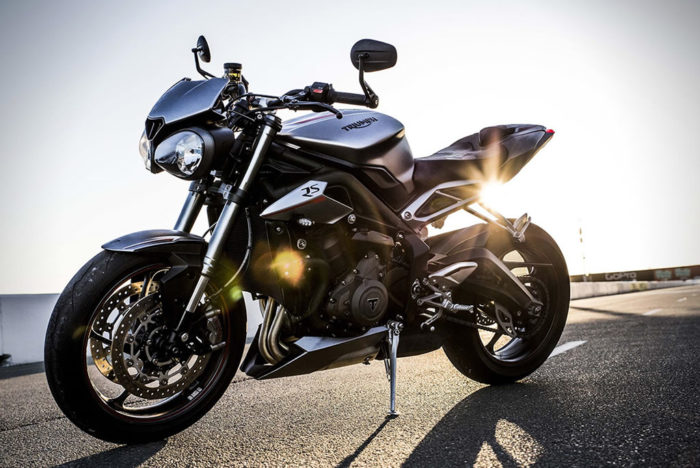 2017 Street Triple RS Motorcycle By Triumph 2