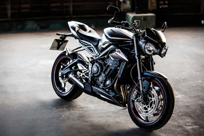 2017 Street Triple RS Motorcycle By Triumph 3