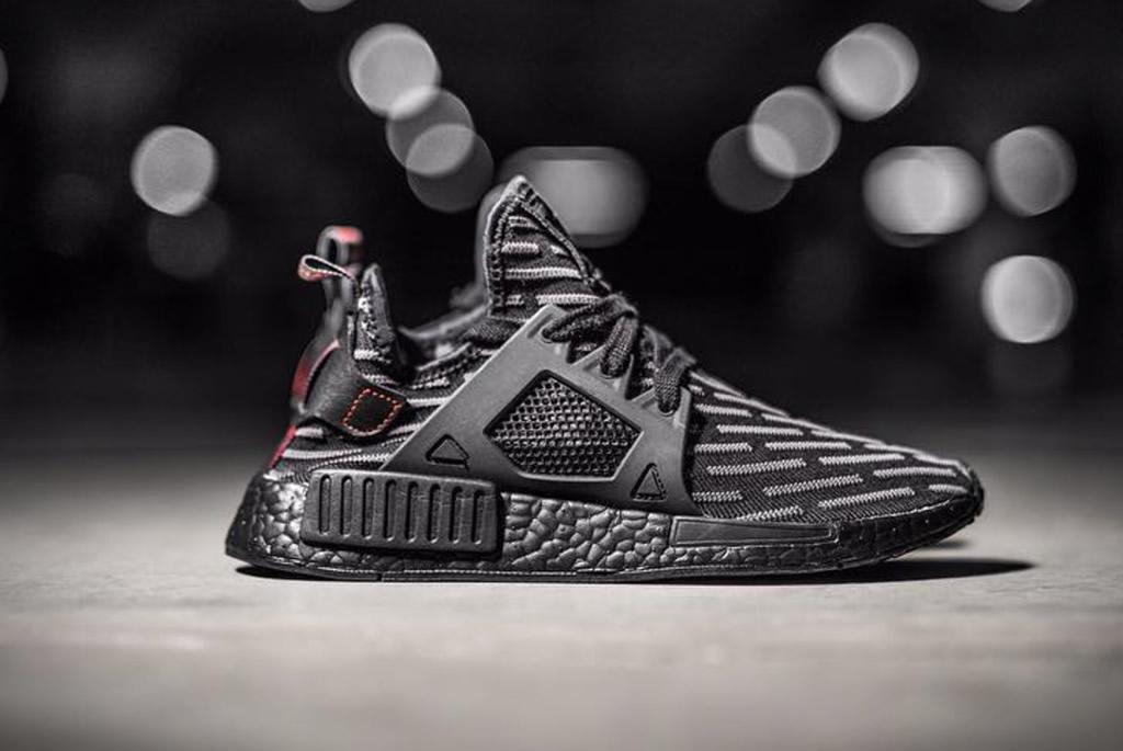 Adidas Unveils Its NMD XR1 Triple Black Sneaker 1