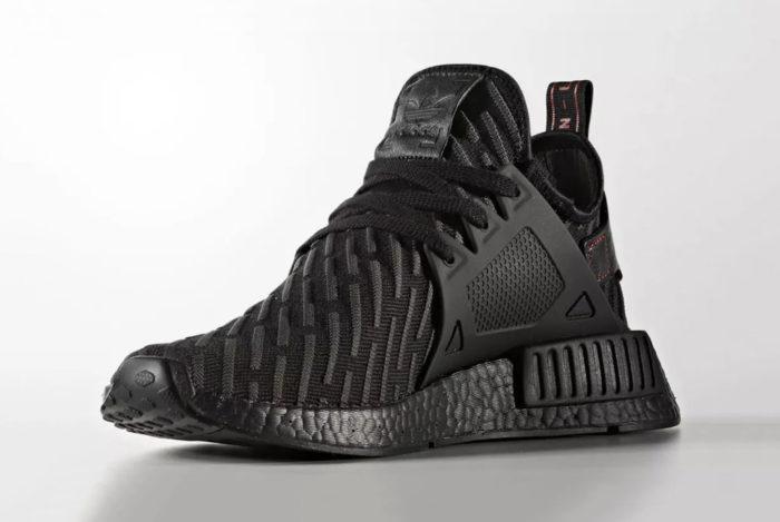 Adidas Unveils Its NMD XR1 Triple Black Sneaker 2