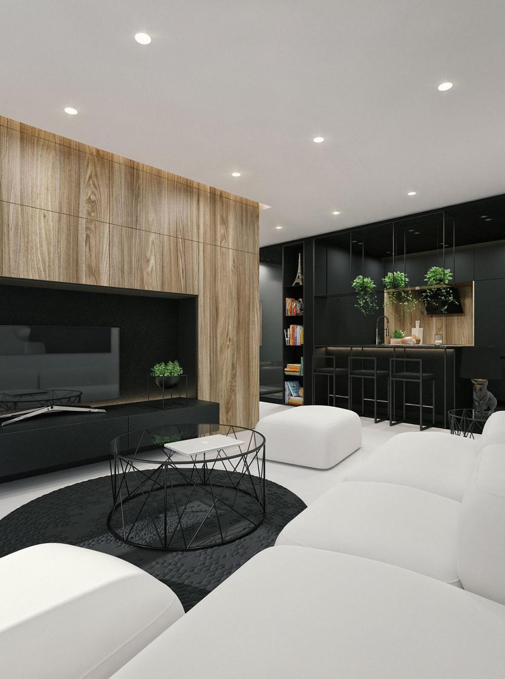 Cozy Modern Apartment In Kaunas, Lithuania 6
