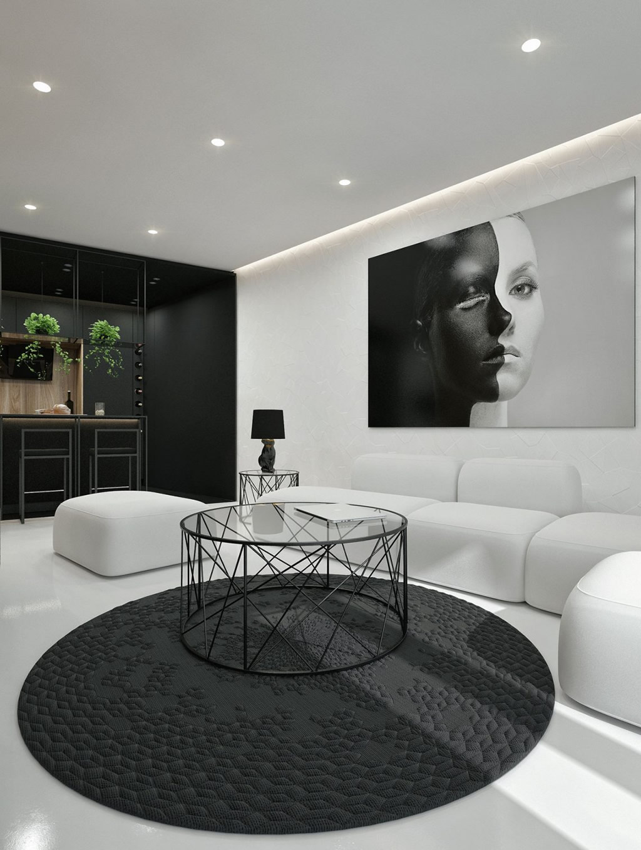 Cozy Modern Apartment In Kaunas, Lithuania 7