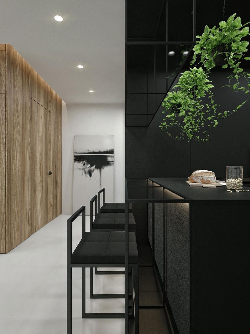 Cozy Modern Apartment In Kaunas, Lithuania 9