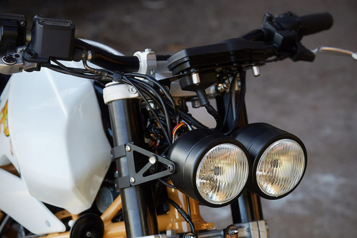 Federal Moto Creates A Special KTM 690 Motorcycle 4