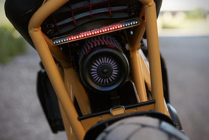 Federal Moto Creates A Special KTM 690 Motorcycle 6