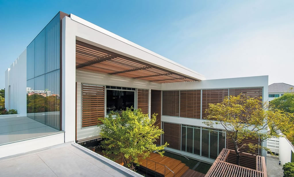 Private Home In Bangkok, Thailand By Openspace Design (20)