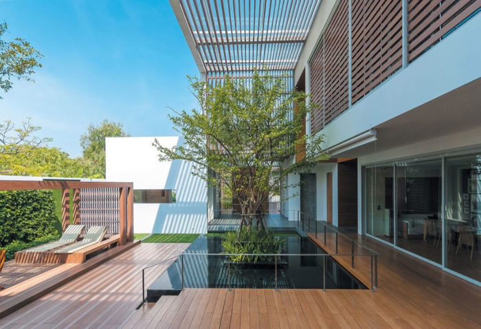 Private Home In Bangkok, Thailand By Openspace Design (18)