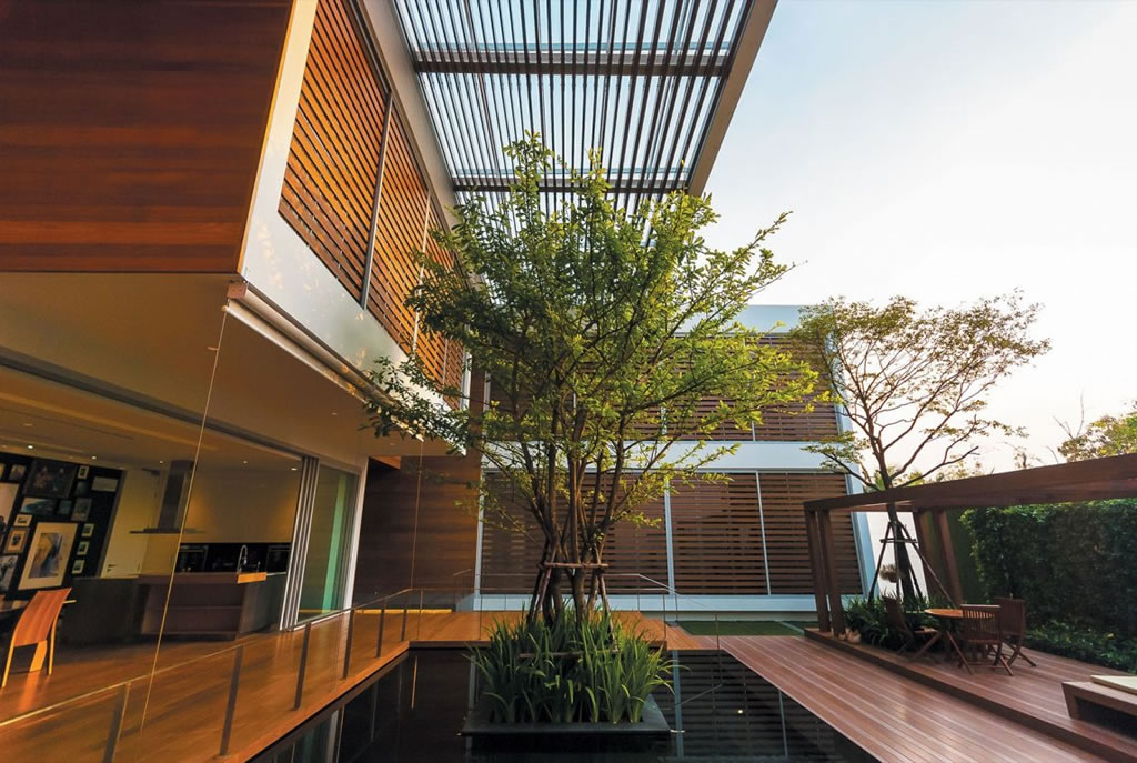 Private Home In Bangkok, Thailand By Openspace Design (17)