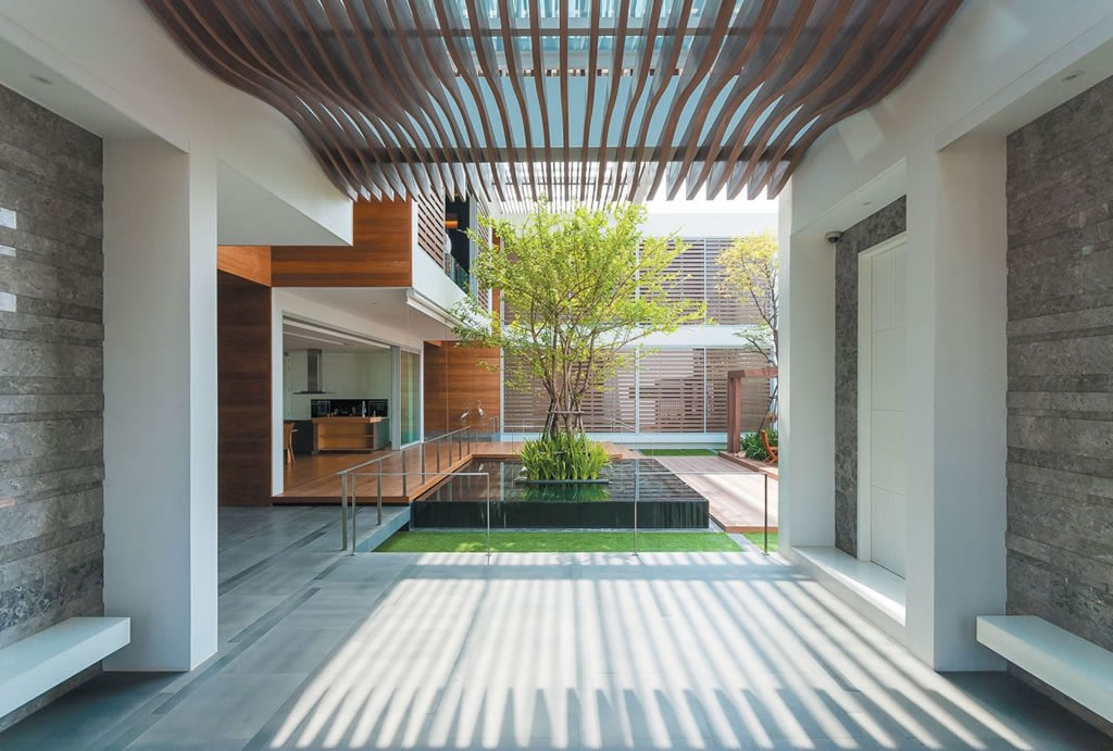 Private Home In Bangkok, Thailand By Openspace Design (16)