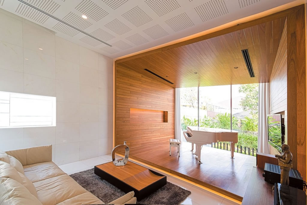 Private Home In Bangkok, Thailand By Openspace Design (13)