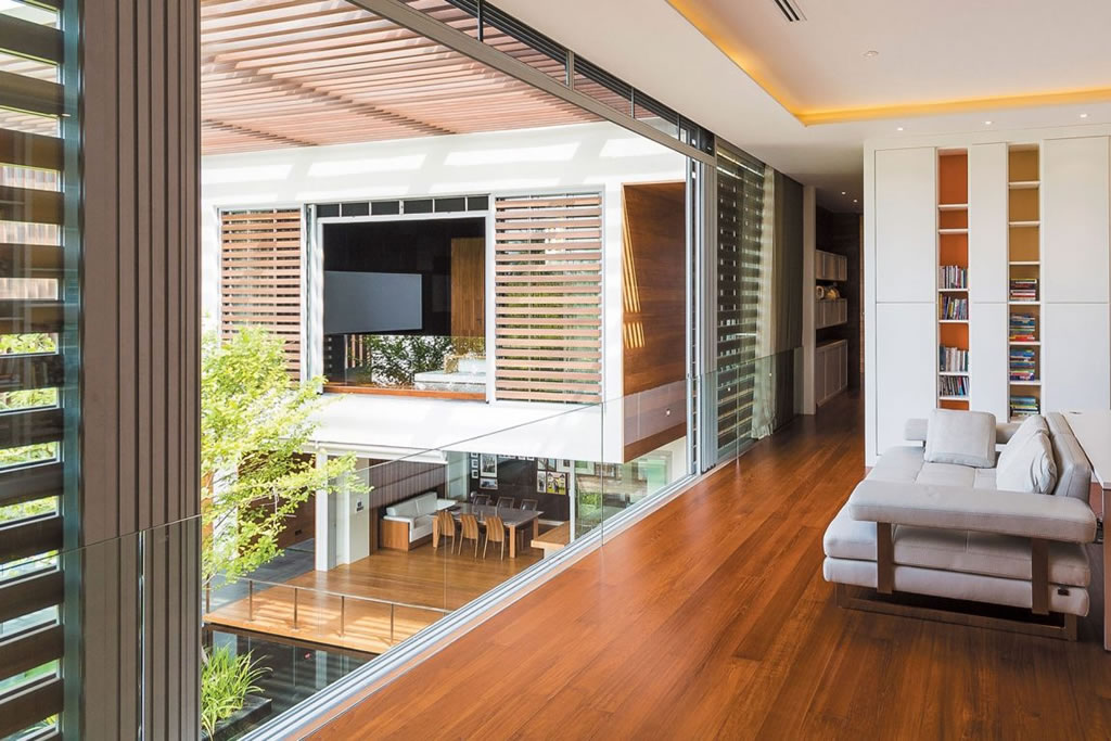 Private Home In Bangkok, Thailand By Openspace Design (12)