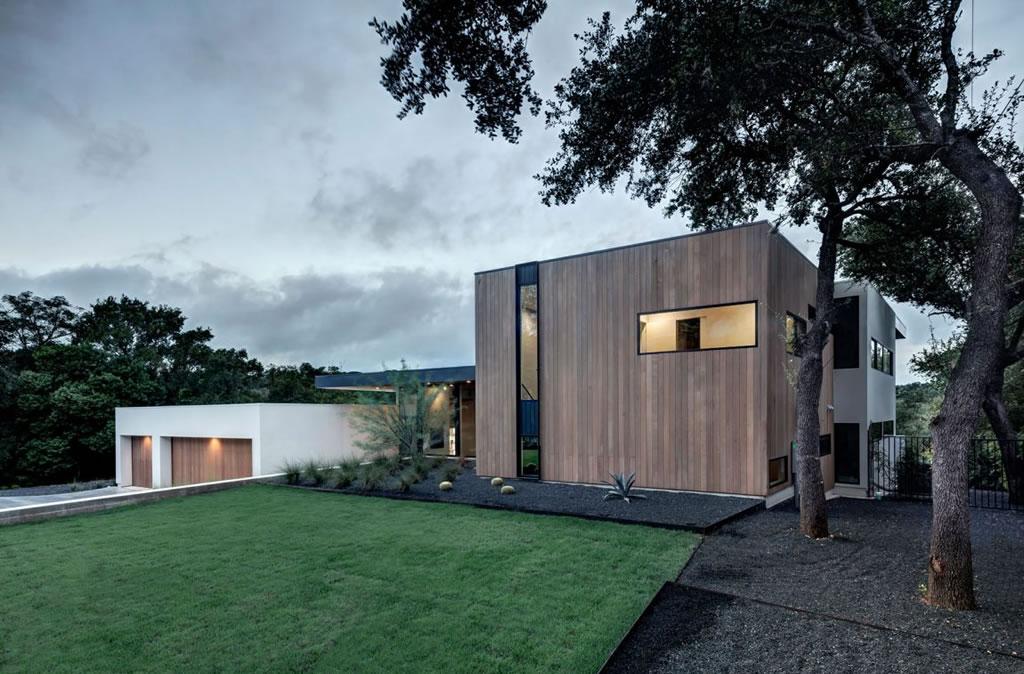 Splendid Home In Austin, Texas By Matt Fajkus Architecture 18