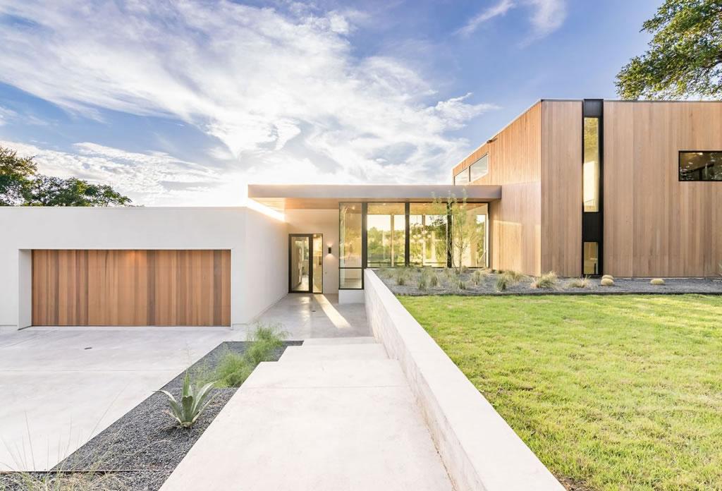 Splendid Home In Austin, Texas By Matt Fajkus Architecture 2
