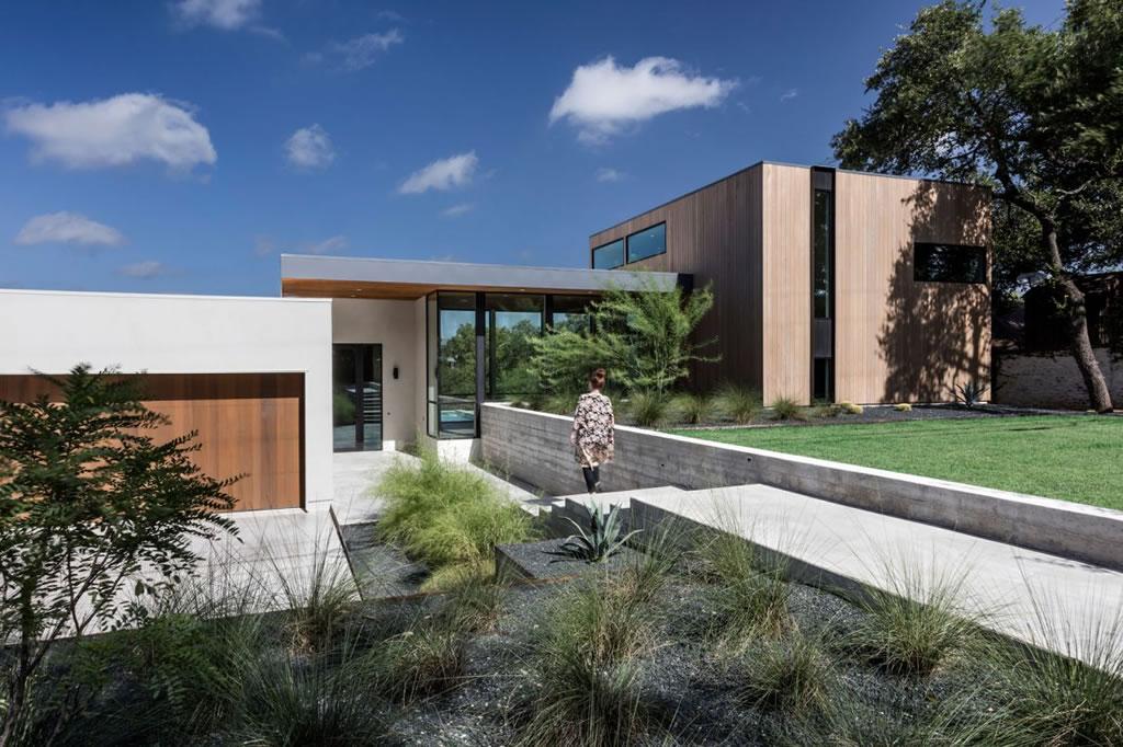 Splendid Home In Austin, Texas By Matt Fajkus Architecture 3