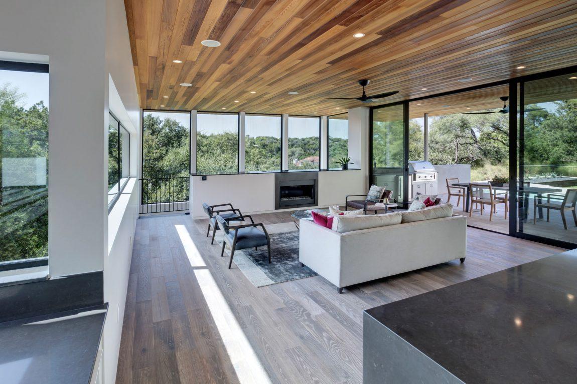 Splendid Home In Austin, Texas By Matt Fajkus Architecture 7