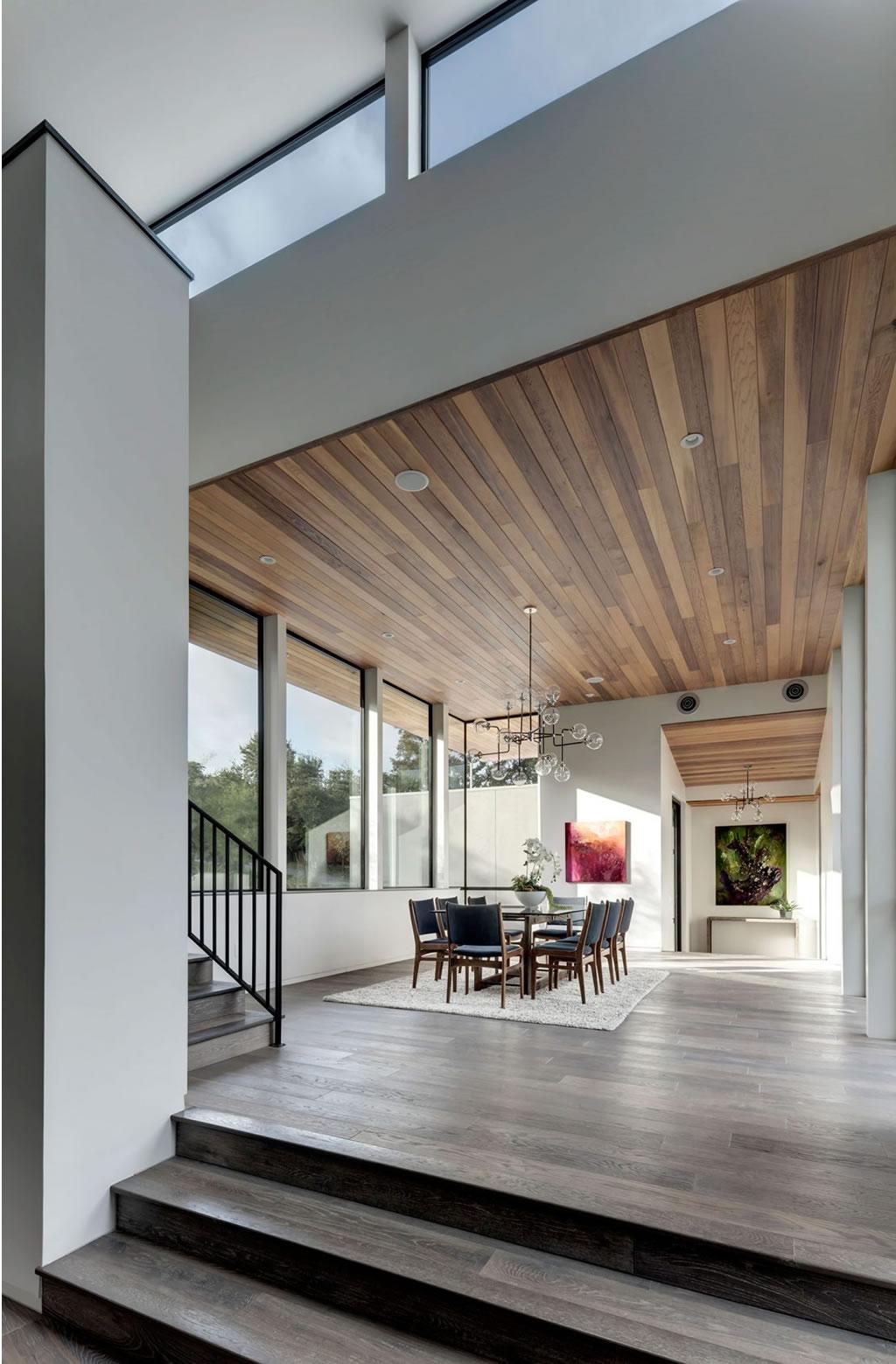 Splendid Home In Austin, Texas By Matt Fajkus Architecture 9