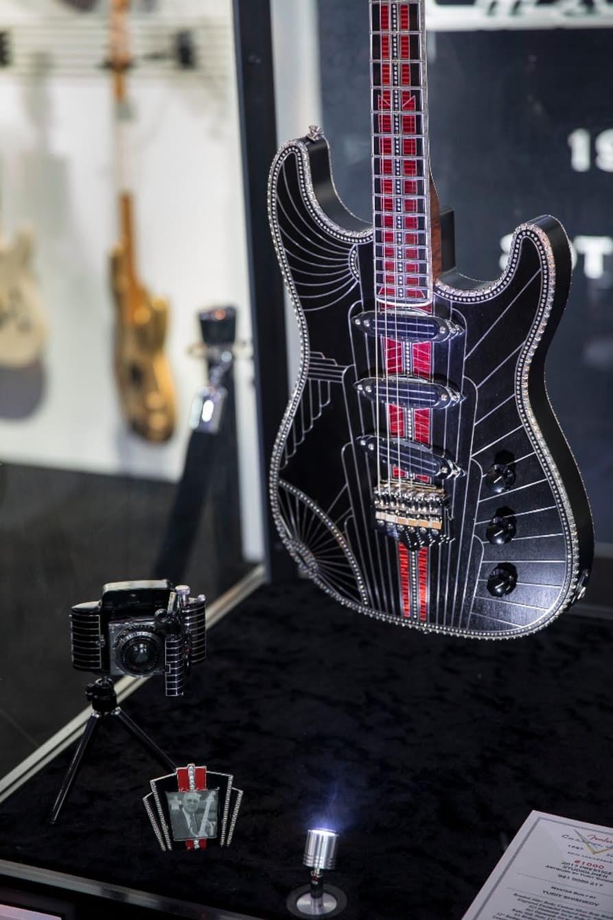 Diamond-Studded Fender Was Inspired By A Kodak Camera (13)