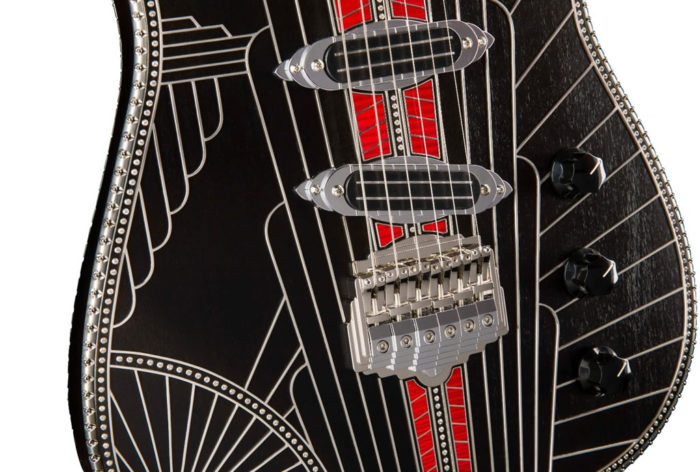 Diamond-Studded Fender Was Inspired By A Kodak Camera (2)