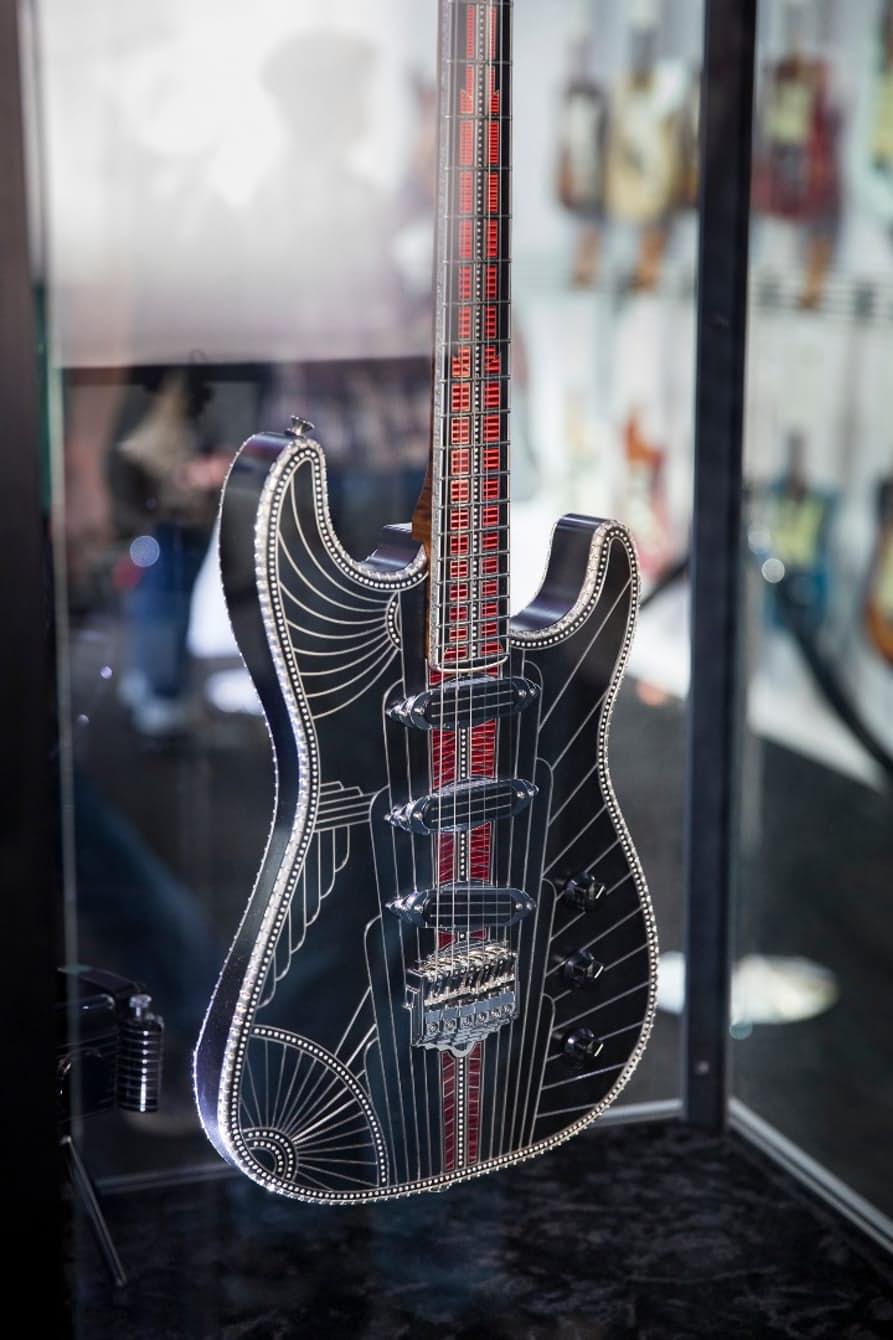 Diamond-Studded Fender Was Inspired By A Kodak Camera (10)