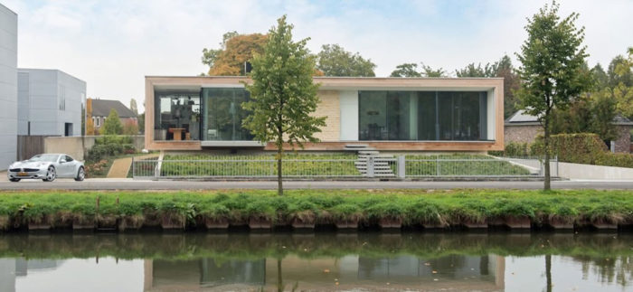 Modern Home In Weert, The Netherlands By Liag Architects 1