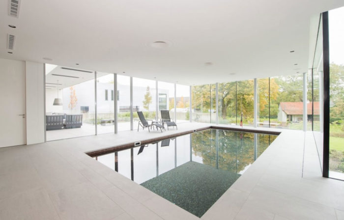 Modern Home In Weert, The Netherlands By Liag Architects 10