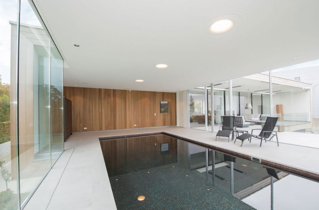Modern Home In Weert, The Netherlands By Liag Architects 11