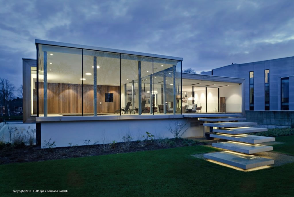 Modern Home In Weert, The Netherlands By Liag Architects 14