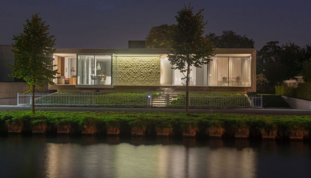 Modern Home In Weert, The Netherlands By Liag Architects 17