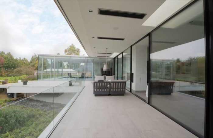 Modern Home In Weert, The Netherlands By Liag Architects 4