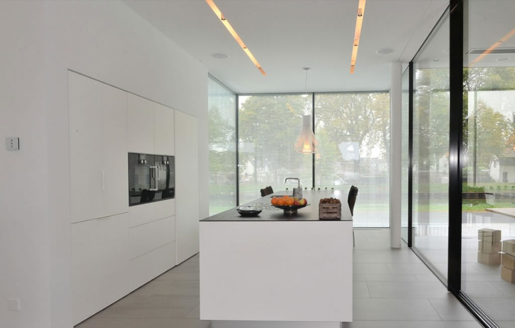 Modern Home In Weert, The Netherlands By Liag Architects 9