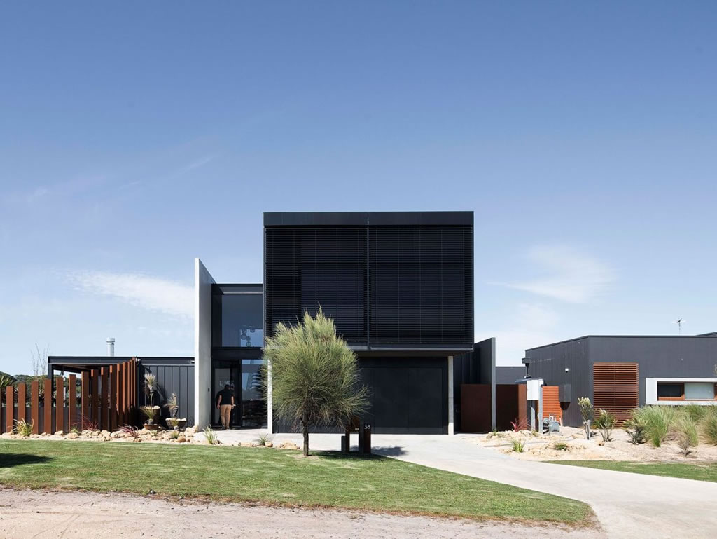 Private Home in Australia By Lachlan Shepherd Architects (20)