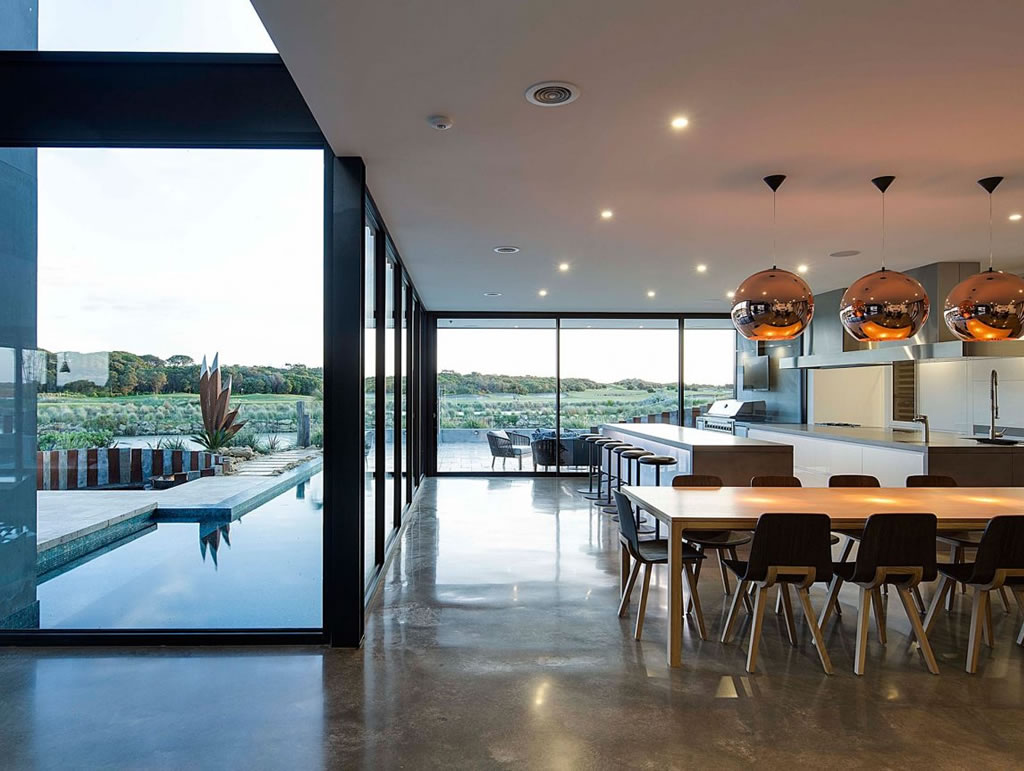 Private Home in Australia By Lachlan Shepherd Architects (9)