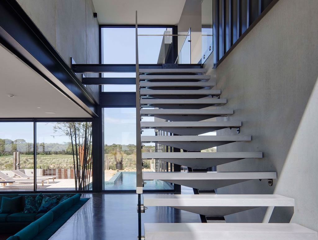 Private Home in Australia By Lachlan Shepherd Architects (6)
