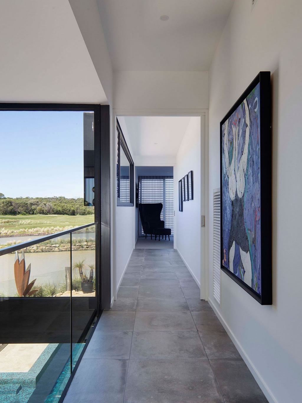 Private Home in Australia By Lachlan Shepherd Architects (5)