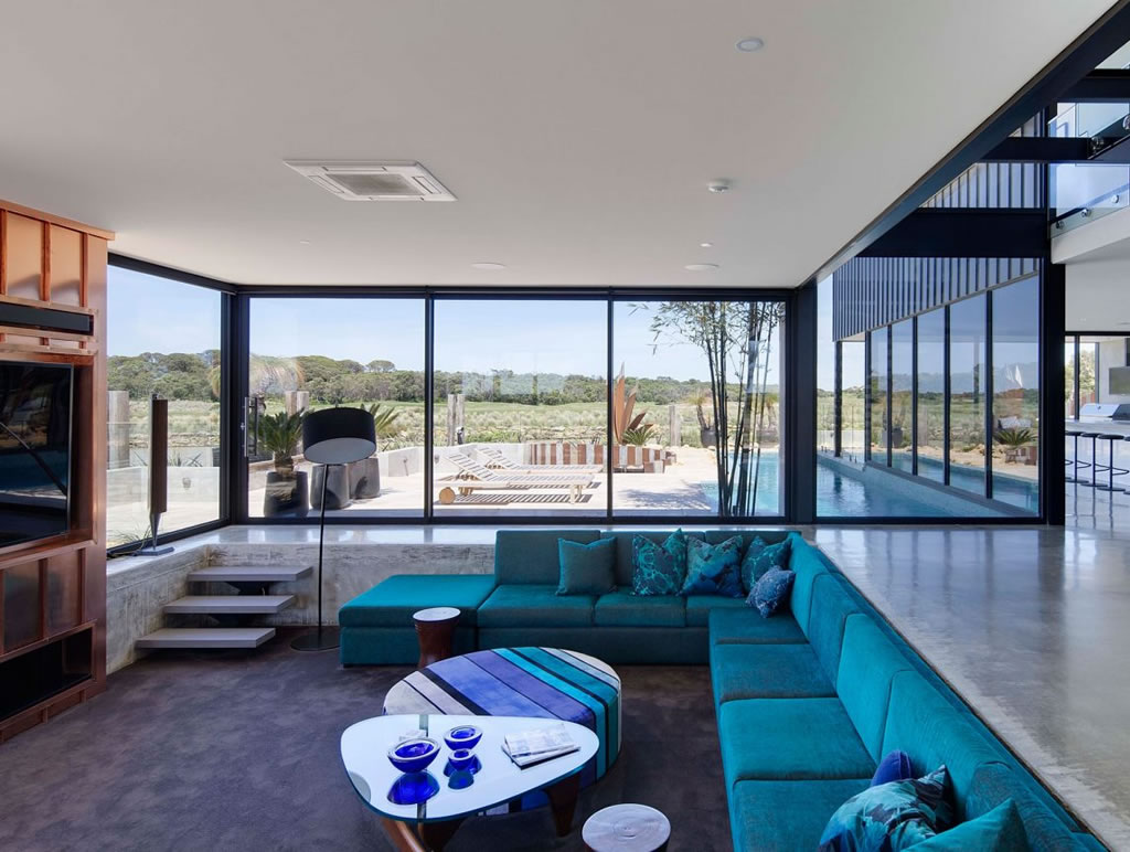 Private Home in Australia By Lachlan Shepherd Architects (14)