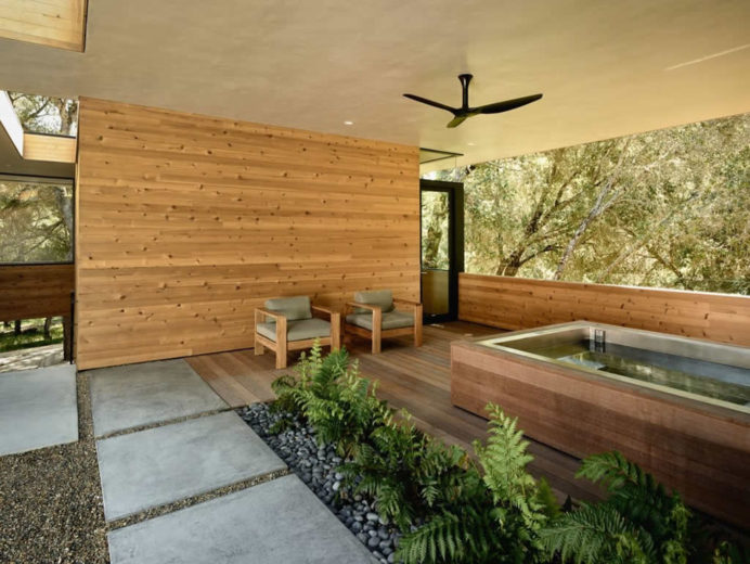 Residence In Carmel Valley By Sagan Piechota Architecture (10)
