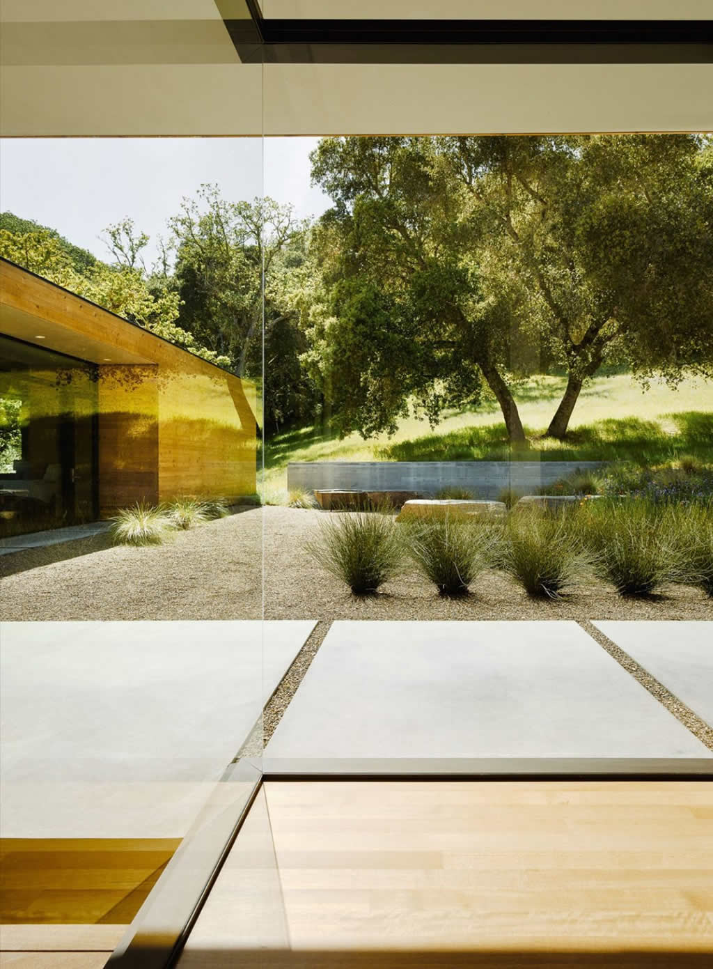 Residence In Carmel Valley By Sagan Piechota Architecture (7)