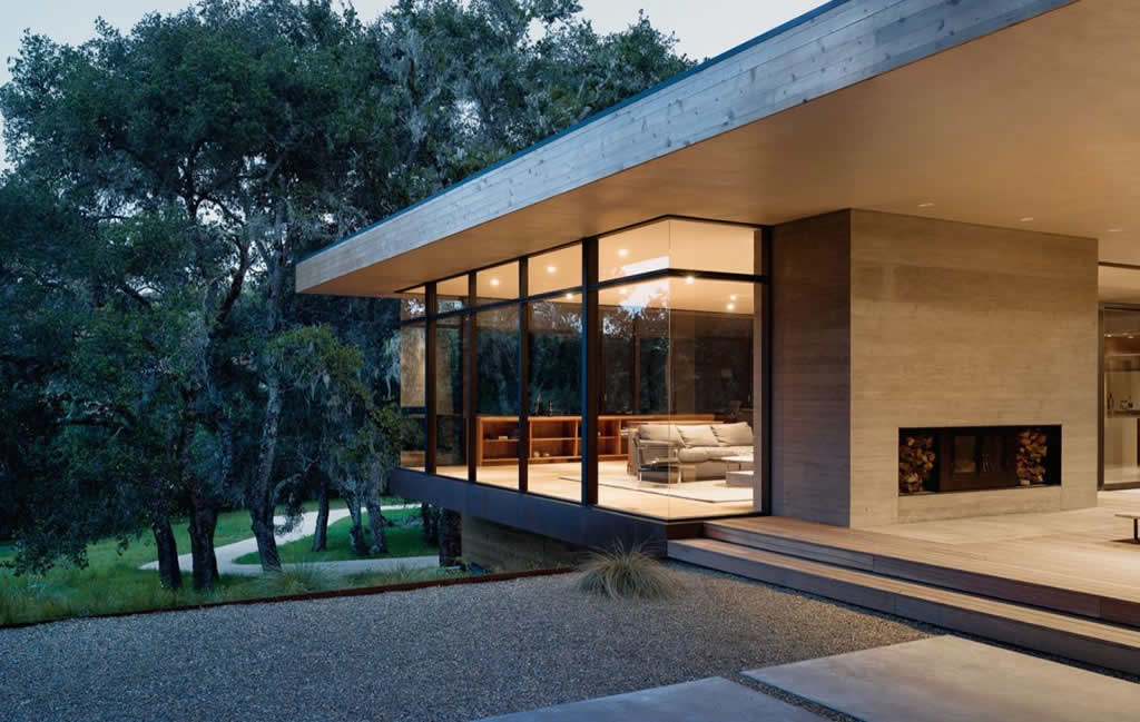 Residence In Carmel Valley By Sagan Piechota Architecture (2)