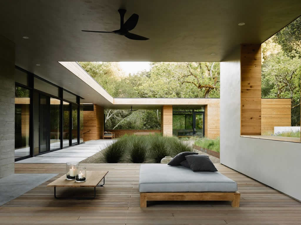 Residence In Carmel Valley By Sagan Piechota Architecture (13)