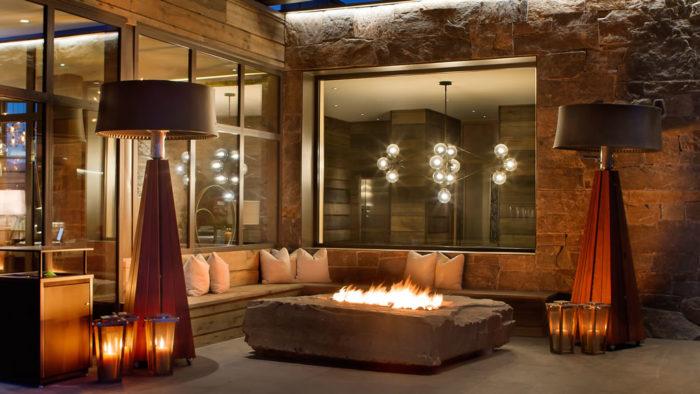 Lavish New Clubhouse By Montana's Yellowstone Club 10