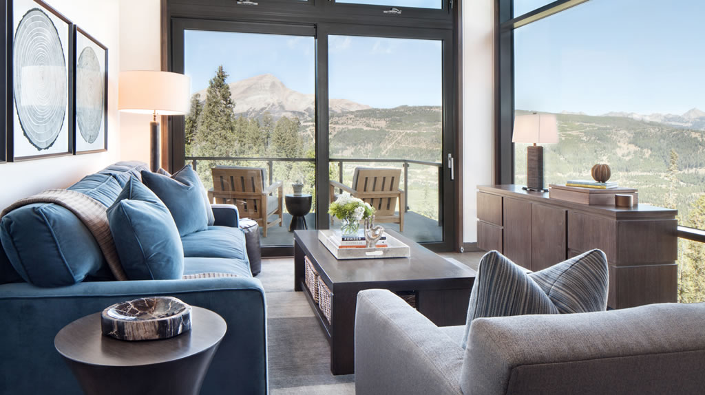 Lavish New Clubhouse By Montana's Yellowstone Club 12