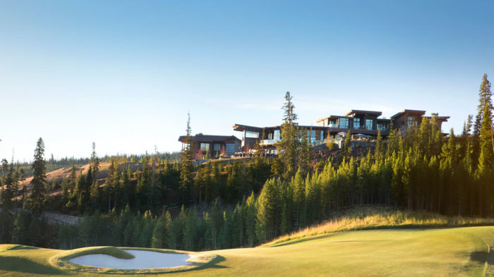 Lavish New Clubhouse By Montana's Yellowstone Club 3